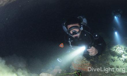 500-Lumen Dive Lights