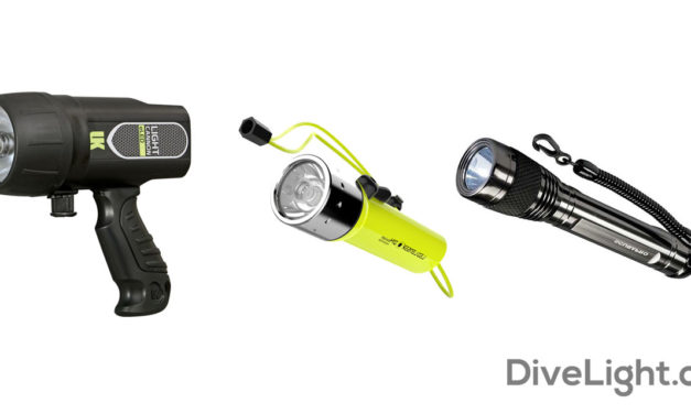 Best Photography Cave Dive Lights