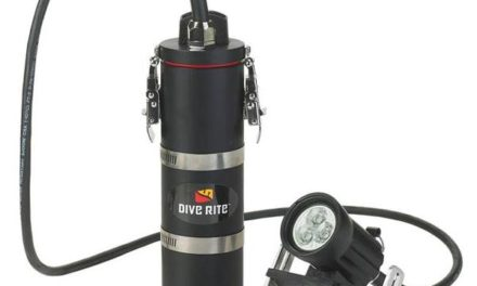 Review: Dive Rite LX25 LED Canister Light