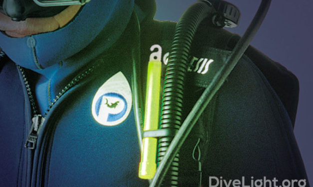 Diving Snap Light Sticks Uses