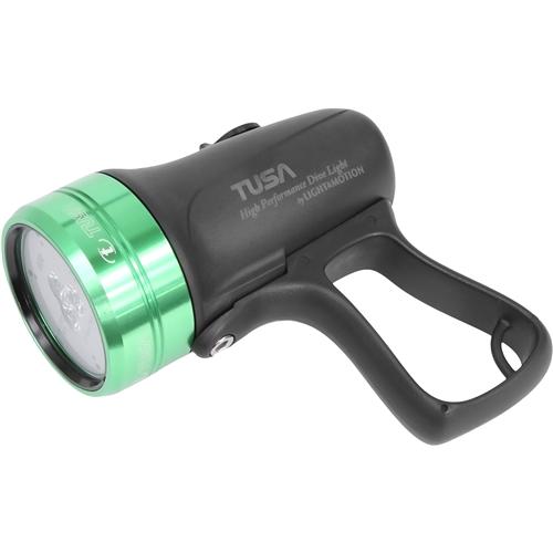 Review: Tusa TUL-600 LED Dive Light