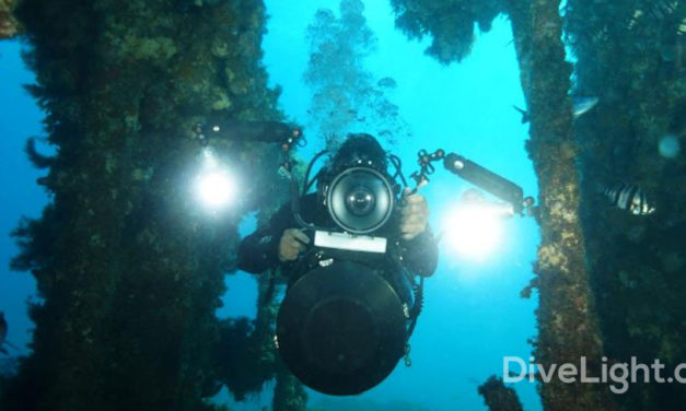 Videography Cave Dive Light