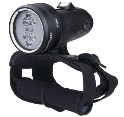 Some Favorite Adjustable Diving Flashlights
