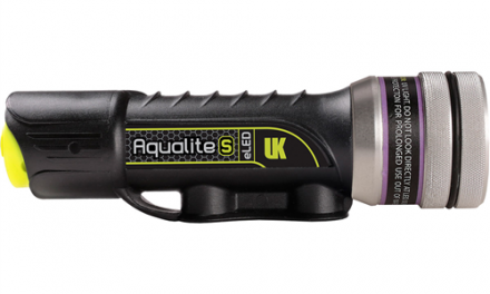 Some Favorite Rechargeable Flashlights for Diving