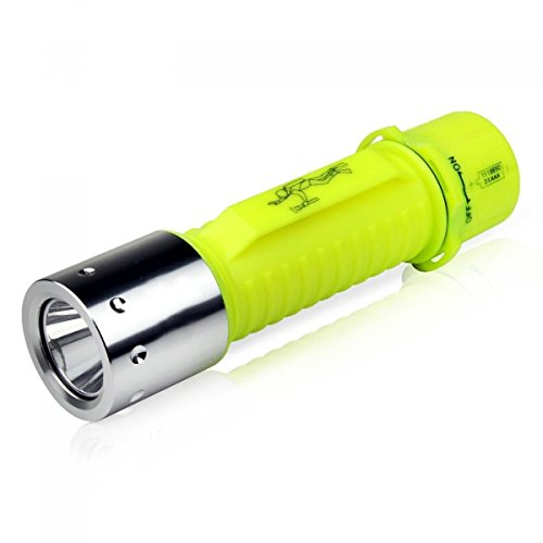 Review: YOHOOLYO Waterproof Flashlight