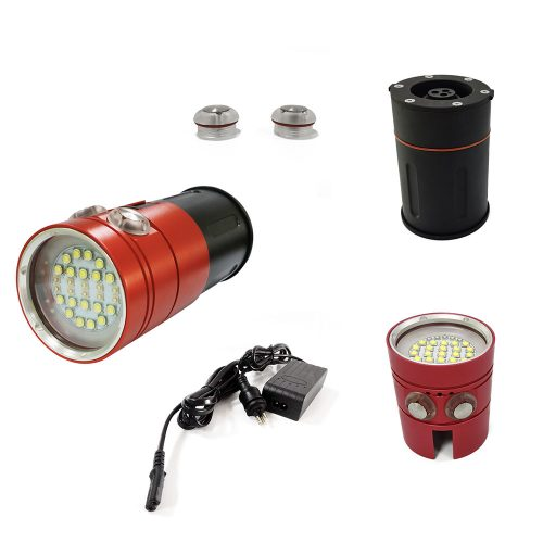 Nemo V3 diving flood light